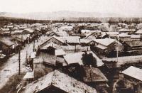 Вид на город Отиай (Долинск)
