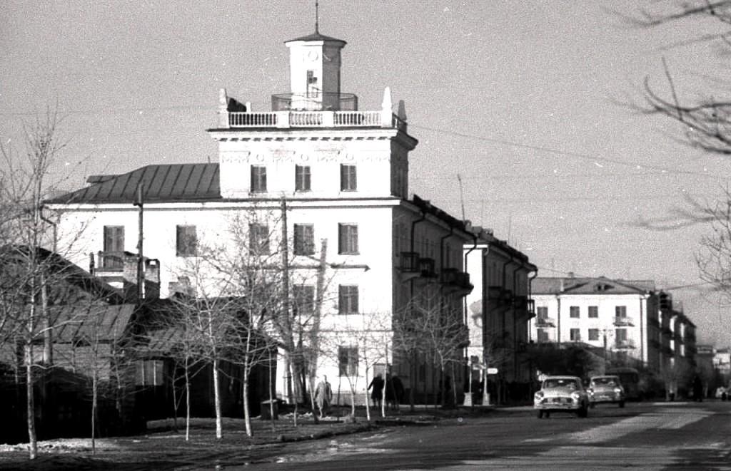 Дом на улице Ленина 268А