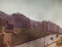 Район гостиницы Чайка г. Холмск