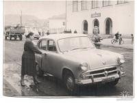 Улица Советская и ресторан Утес