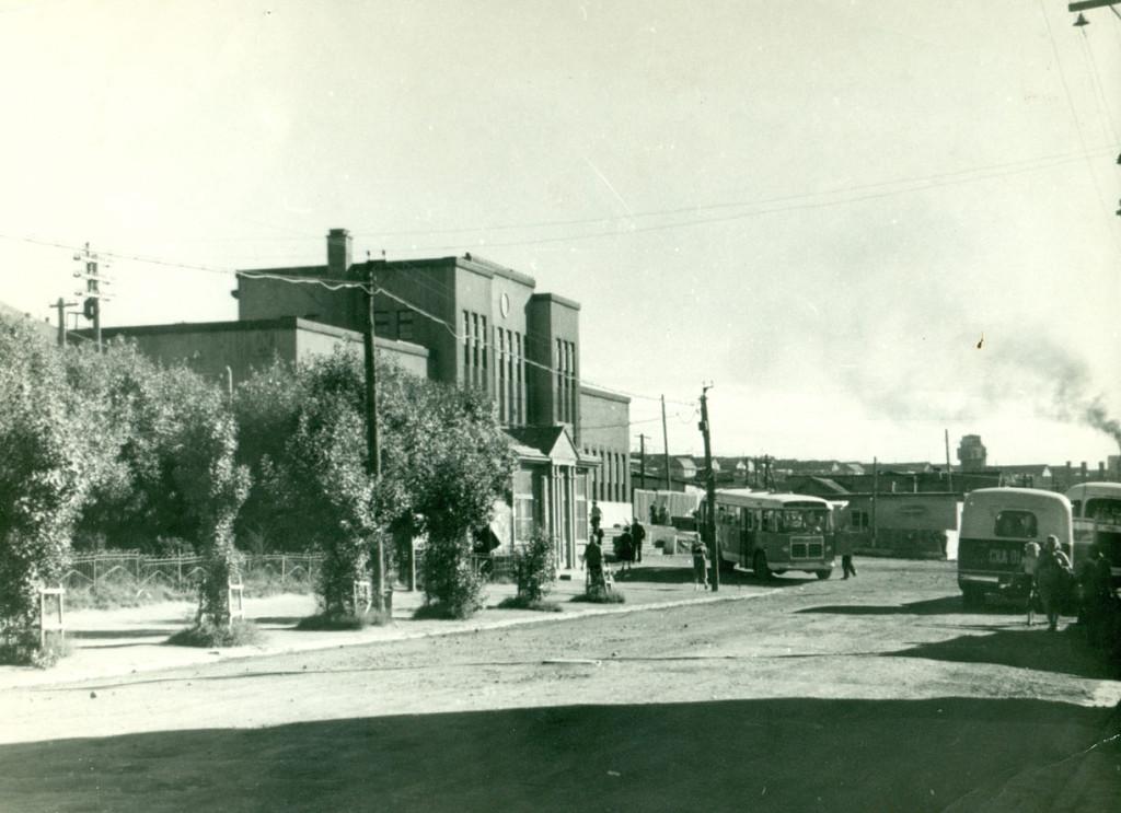 Южный вокзал в г. Холмск