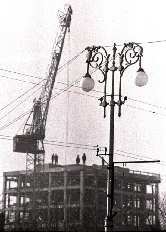 Строительство Дома быта