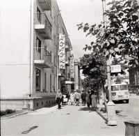 Улица Ленина в г. Южно-Сахалиснке