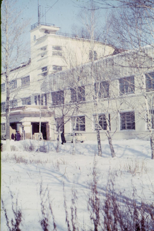 Сахалинский Комплексный Научно-исследовательский институт (CахКНИИ)