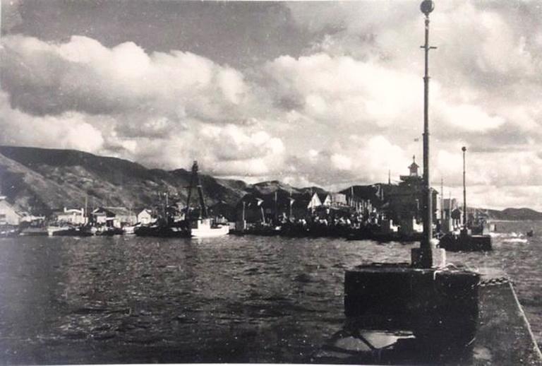 Порт Хонто