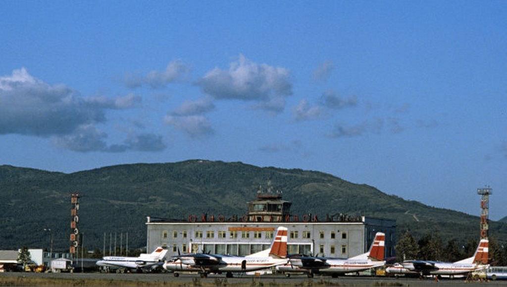 Аэропорт Хомутово