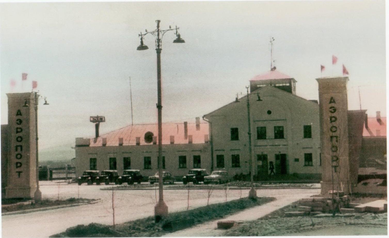 Аэропорт Большая Елань