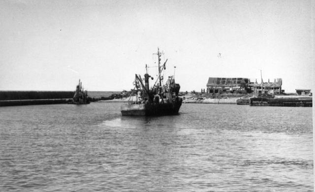 Порт села Неводское