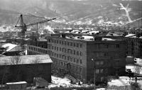 Строительство общежития ГПТУ-10