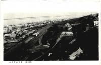 Вид на город Хонто со смотровой.