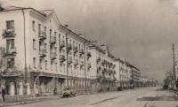 Дома в южной части улицы Ленина, южнее ЖД Городка.