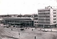 Железнодорожный вокзал г. Южно-Сахалинск