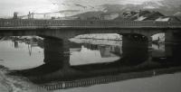 Капитальный мост с тремя опорами.