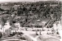 Аттракционы в парке им. Ю.Гагарина