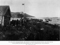 Высадка японских войск 7 июля 1905 года, вблизи Мерея (с. Пригородного)