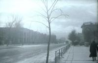 Площадь Ленина. Зима.
