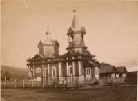 Илиинский храм в селе Дербинское