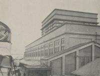 Здание Морского вокзала в Одомари