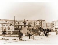 Памятник В.И. Ленину в г. Томари