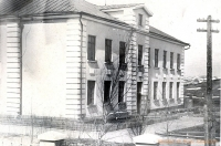 Школа №1 - правое крыло.