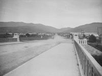 Мост Nishiohashi через реку Суссуя-гава (Сузуя-гава)