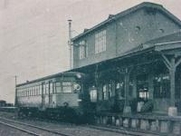 Железнодорожный вокзал г. Сикука.