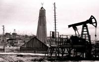 Памятник русской нефтяной вышке 'Вышка Зотова'
