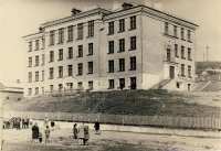 Район БУМа, г. Углегорск. Школа №6