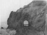 Тоннель на дороге Углегорск - Поречье