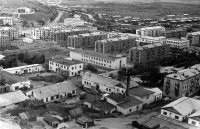 Вид на центральную часть города Углегорск