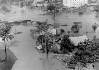 Последствия тайфуна 'Филлис' города Углегорск.