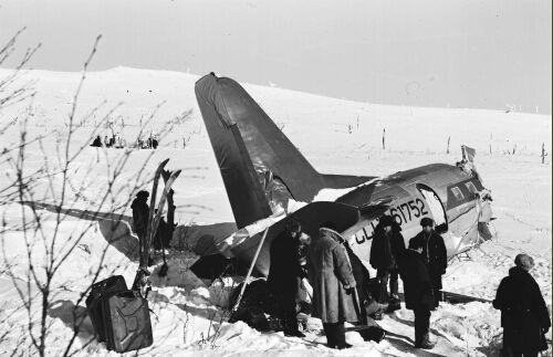 Катастрофа самолета