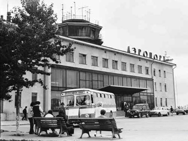 Аэропорт г. Южно-Сахалинск