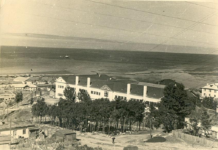Сахалинское мореходное училище