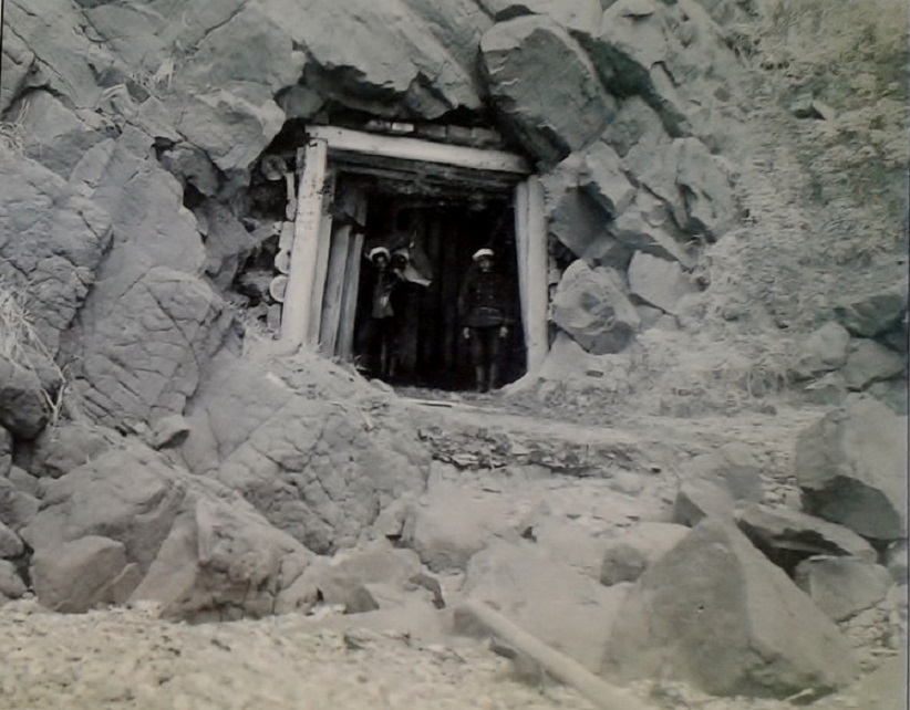 Южный вход тоннеля Жонкиер