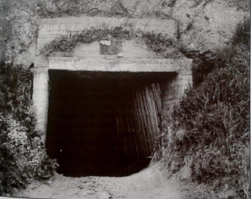 Северный вход тоннеля Жонкиер