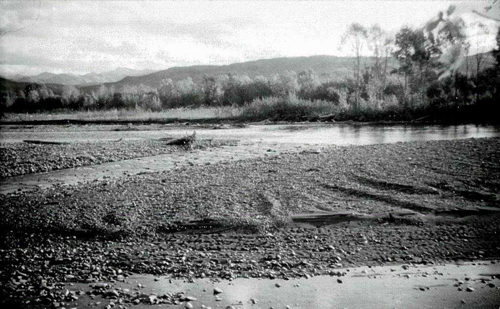 Река Леонидовка
