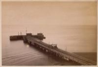 Пристань порта Александровск