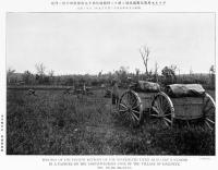 Позиция артиллерийской батареи в Дальнем