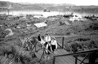 1 сентября. Вид на бухту Малокурильская.
