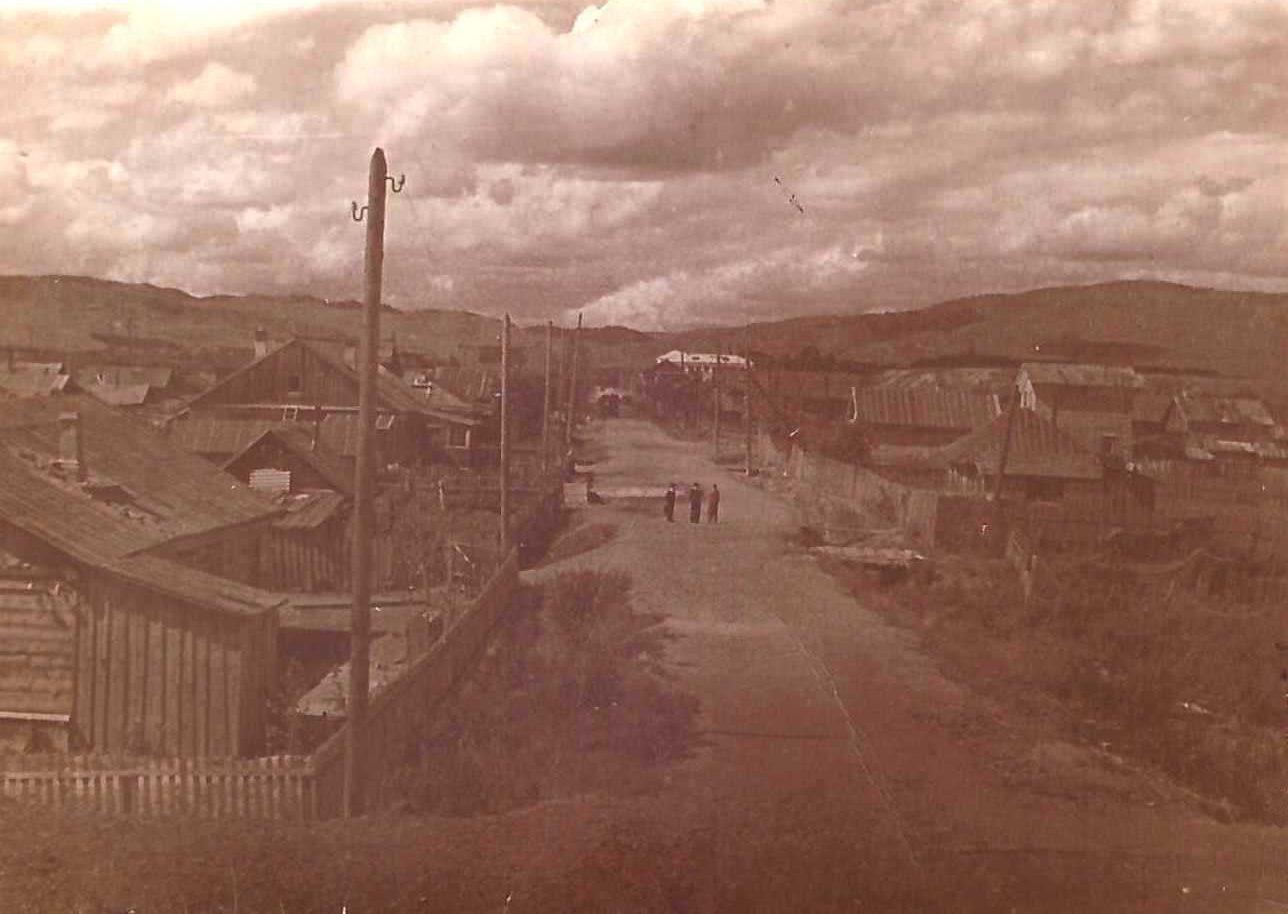 Вид на село Гастелло