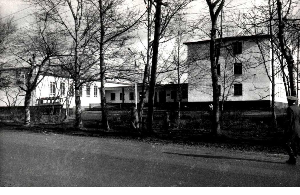 Школа №2 г. Долинск