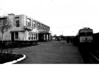 Новое здание железнодорожного вокзала г. Долинск