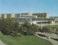 Дом культуры Океан. г. Корсаков