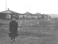 Вид на дома по улице Альпериной, г. Северо-Курильск