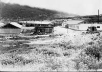 Поселок Кратерный на острове Симушир
