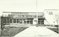 Новое здание районного дома Культуры г. Северо-Курильска
