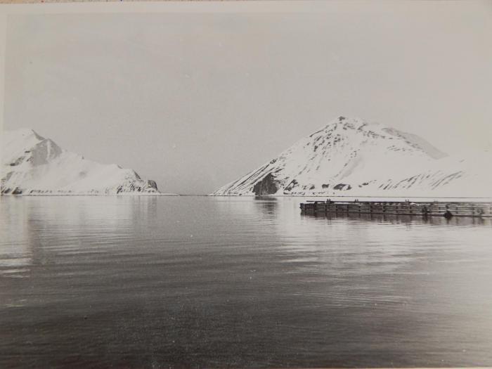 Бухта Броутона на острове Симушир