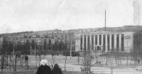 Площадь им. В.И. Ленина г. Корсаков