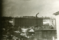 Строительство здания общежития мореходной школы г. Корсаков